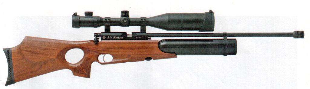 Пневмо ружье для охоты